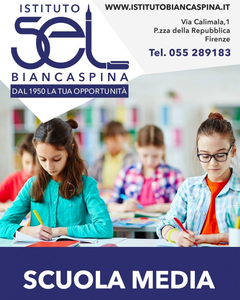 Istituto Sei Biancaspina - Scuola Media